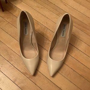 Nude Steve Madden heels